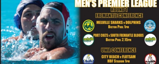 Round 1 Men's Premier League Preview