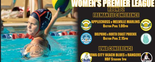 Round 2 Women's Premier League Preview