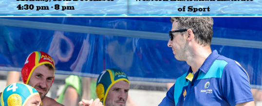 Water Polo WA Coaching Seminar – Preparing future Australian stars