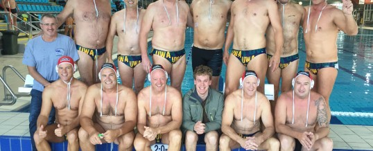 Bunbury Masters Water Polo