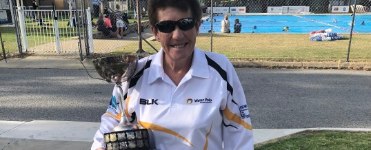 Liz Burman – Beaurepaire Volunteer of the Year