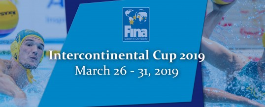Fantastic Sponsorship Opportunity at the FINA World League Intercontinental Cup