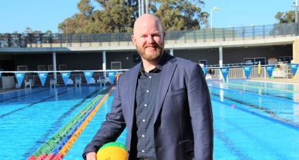 ANNOUNCEMENT OF NEW GENERAL MANAGER FOR WATER POLO WA