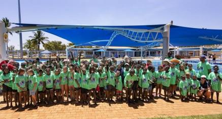 Pilbara Kids Make a Splash at the 5th annual Pilbara Spirit Swimming and Lifesaving Carnival