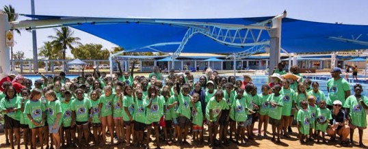 Pilbara Kids Make a Splash at the 5th annual Pilbara Spirit Swimming and Lifesaving Carnival