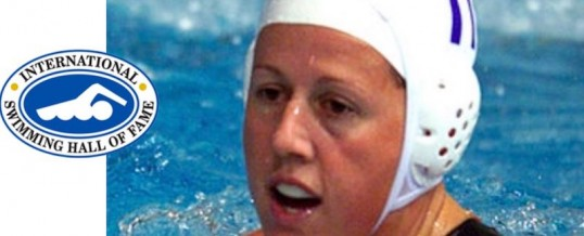 Bridgette Gusterson to be inducted into International Swimming Hall of Fame