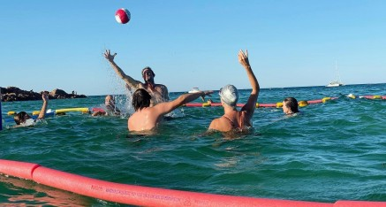 Fast Fours Water Polo in Busselton
